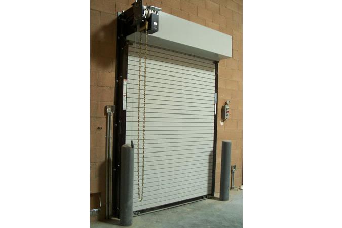 Commercial Rolling Steel Door : Atlas overhead doors